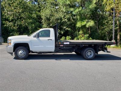 2018 Silverado 3500 Regular Cab DRW 4x2,  Freedom Workhorse Platform Body #1180294 - photo 3