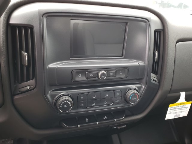 2018 Silverado 3500 Regular Cab DRW 4x4,  Reading Platform Body #1180377 - photo 8