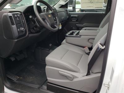 2018 Silverado 3500 Regular Cab DRW 4x4,  Reading Platform Body #1180377 - photo 5