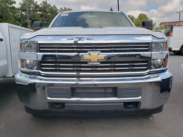 2018 Silverado 2500 Crew Cab 4x2,  Warner Select II Service Body #1180385 - photo 7