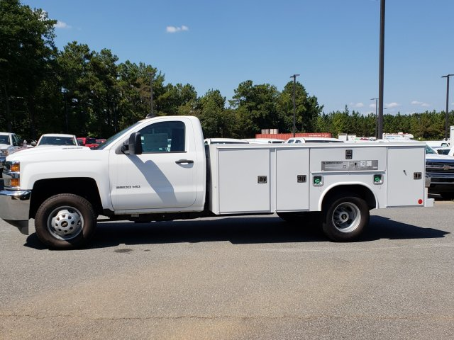 2018 Silverado 3500 Regular Cab DRW 4x2,  Service Body #1180456 - photo 2