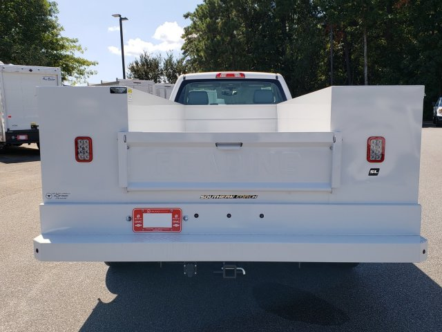 2018 Silverado 3500 Regular Cab DRW 4x2,  Service Body #1180456 - photo 3