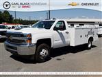 2018 Silverado 3500 Regular Cab DRW 4x2,  Service Body #1180456 - photo 1