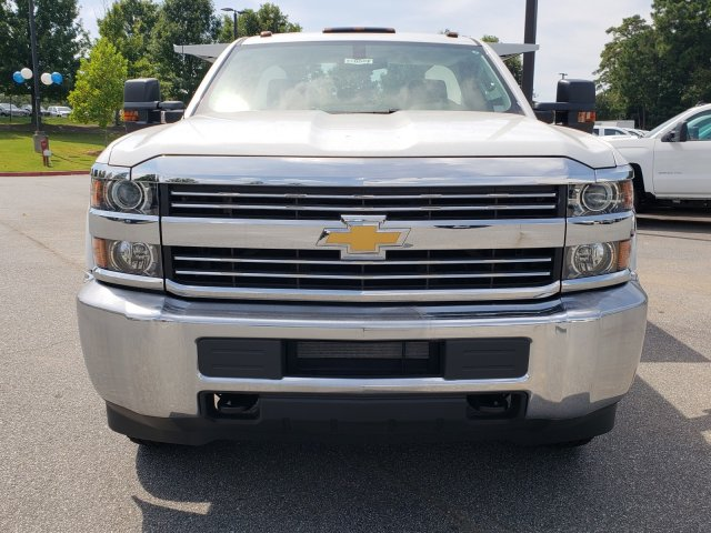 2017 Silverado 3500 Regular Cab DRW 4x4,  Reading Service Body #1180507 - photo 6