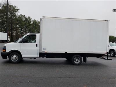 2018 Express 3500 4x2,  Complete Truck Bodies Cutaway Van #1180728 - photo 2