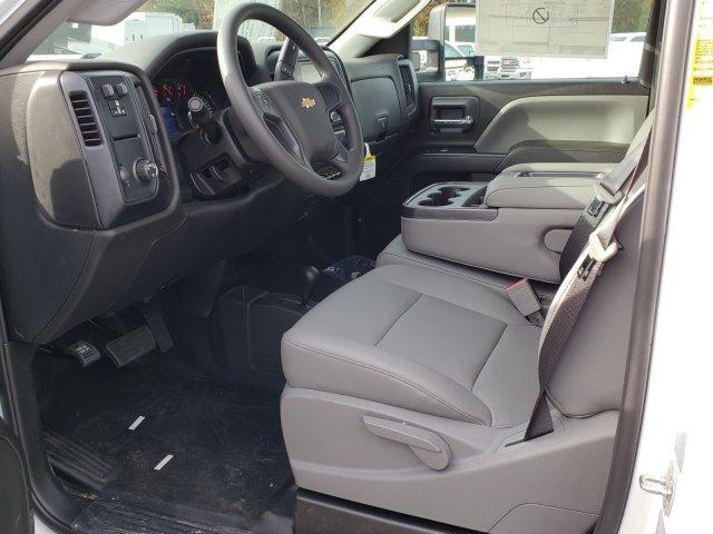 2018 Silverado 3500 Regular Cab DRW 4x4,  Monroe Work-A-Hauler II Platform Body #1180911 - photo 3