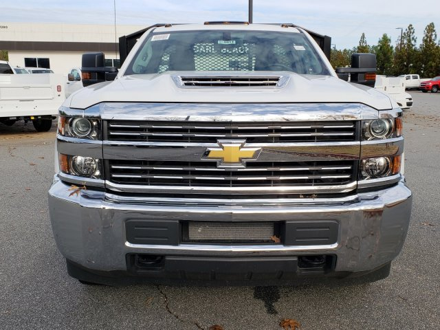 2018 Silverado 3500 Regular Cab DRW 4x4,  Monroe Platform Body #1180911 - photo 6