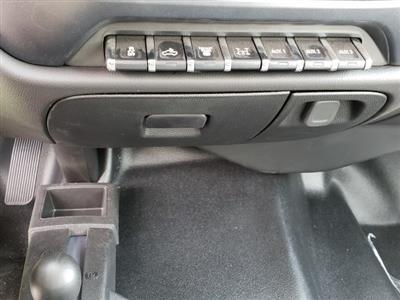 2018 Silverado 3500 Regular Cab DRW 4x4,  Monroe Work-A-Hauler II Platform Body #1180911 - photo 10