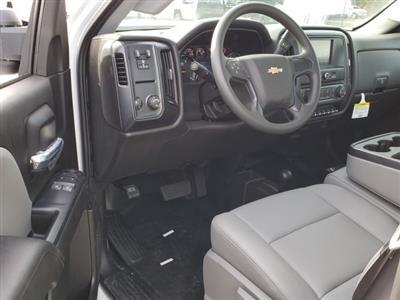 2018 Silverado 3500 Regular Cab DRW 4x4,  Monroe Work-A-Hauler II Platform Body #1180911 - photo 4