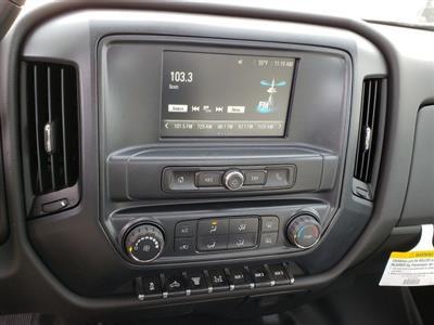 2018 Silverado 3500 Regular Cab DRW 4x4,  Monroe Work-A-Hauler II Platform Body #1180911 - photo 8