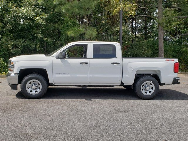 2018 Silverado 1500 Crew Cab 4x4,  Pickup #1180930 - photo 3