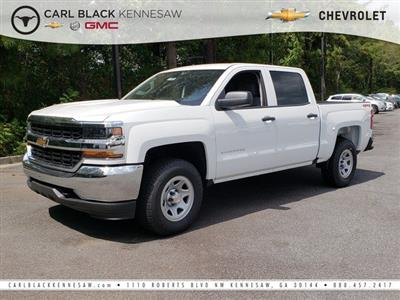 2018 Silverado 1500 Crew Cab 4x4,  Pickup #1180930 - photo 1