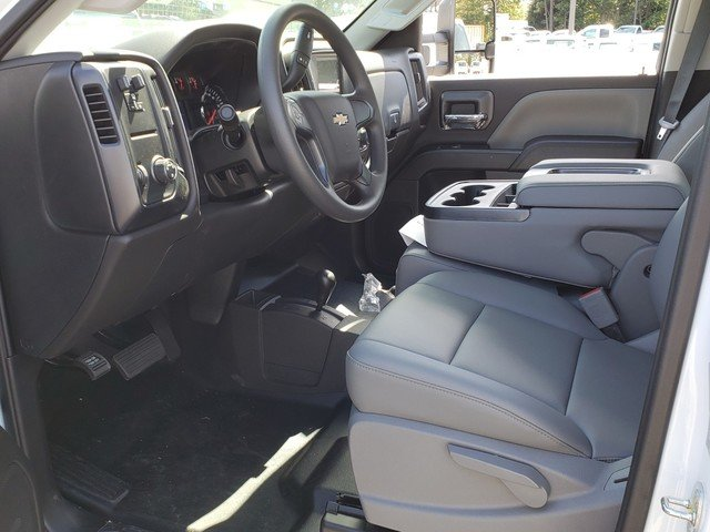 2018 Silverado 3500 Crew Cab DRW 4x4,  Warner Service Body #1180988 - photo 3