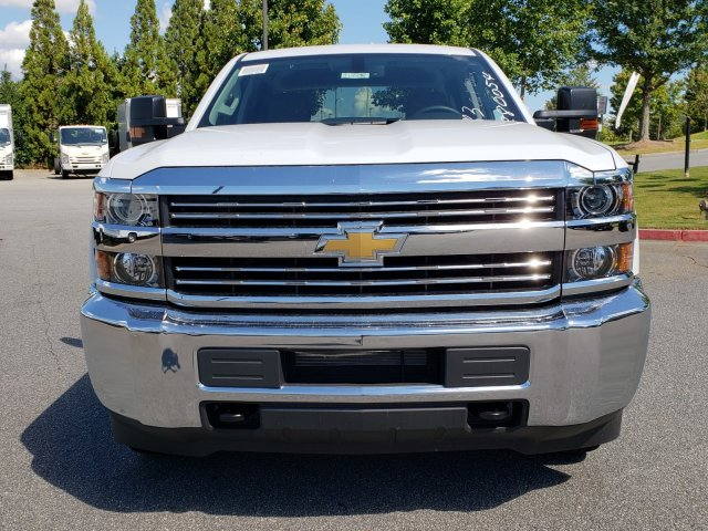 2018 Silverado 2500 Crew Cab 4x2,  Reading SL Service Body #1181075 - photo 7