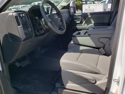2018 Silverado 2500 Crew Cab 4x2,  Reading SL Service Body #1181075 - photo 3