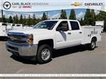 2018 Silverado 2500 Crew Cab 4x2,  Reading SL Service Body #1181075 - photo 1