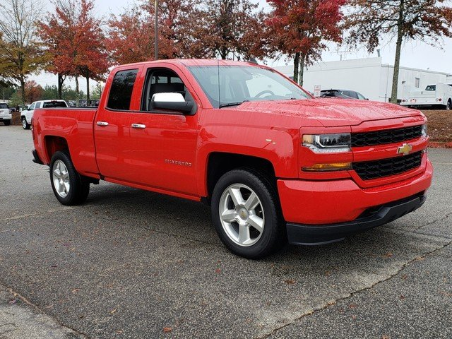 2017 Silverado 1500 Double Cab 4x2,  Pickup #1181079A - photo 11