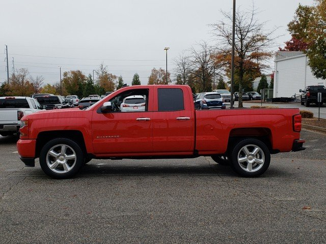 2017 Silverado 1500 Double Cab 4x2,  Pickup #1181079A - photo 3