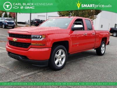 2017 Silverado 1500 Double Cab 4x2,  Pickup #1181079A - photo 1