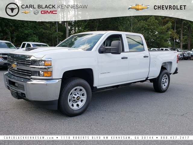 2018 Silverado 2500 Crew Cab 4x4,  Pickup #1181091 - photo 1