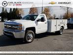2018 Silverado 3500 Regular Cab DRW 4x2,  Reading Service Body #1181094 - photo 1