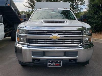 2018 Silverado 3500 Crew Cab DRW 4x4,  Reading Panel Service Body #1181104 - photo 9