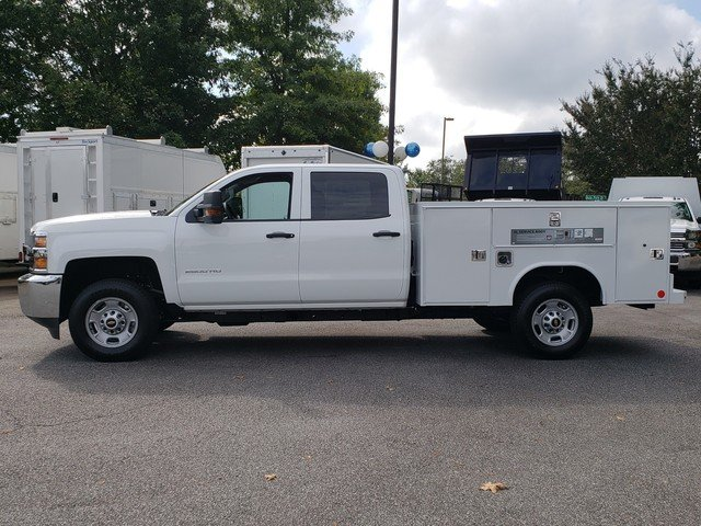 2018 Silverado 2500 Crew Cab 4x2,  Service Body #1181107 - photo 2
