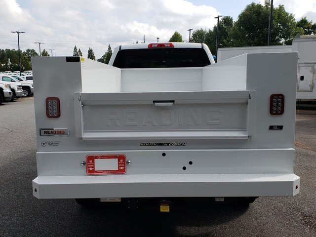 2018 Silverado 2500 Crew Cab 4x2,  Service Body #1181107 - photo 6