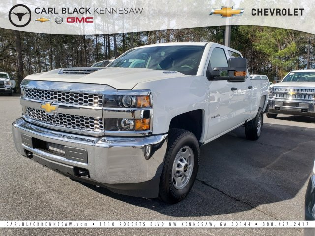 2019 Silverado 2500 Crew Cab 4x4,  Pickup #1190264 - photo 1