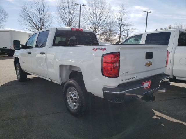 2019 Silverado 2500 Crew Cab 4x4,  Pickup #1190264 - photo 2