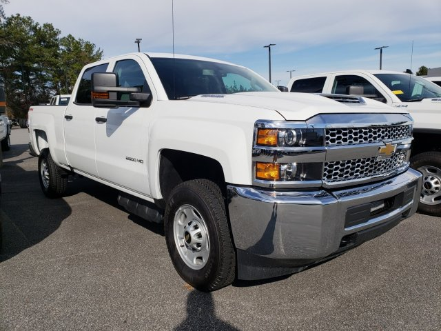 2019 Silverado 2500 Crew Cab 4x4,  Pickup #1190264 - photo 7