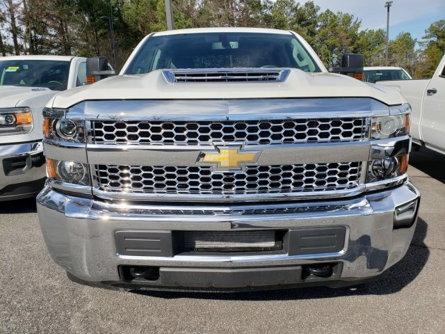 2019 Silverado 2500 Crew Cab 4x4,  Pickup #1190264 - photo 8