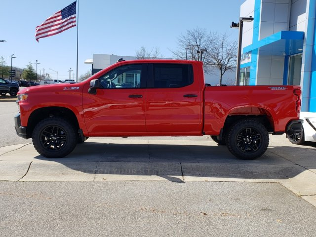 2019 Silverado 1500 Crew Cab 4x4,  Pickup #1190360 - photo 3