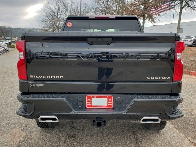 2019 Silverado 1500 Crew Cab 4x4,  Pickup #1190372 - photo 2