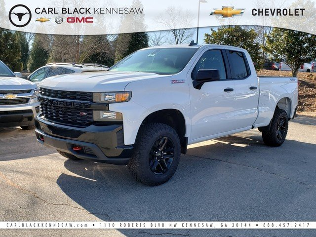2019 Silverado 1500 Double Cab 4x4,  Pickup #1190379 - photo 1