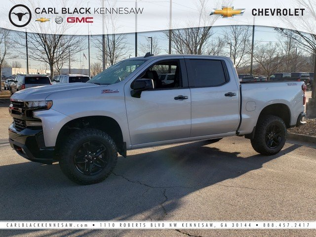 2019 Silverado 1500 Crew Cab 4x4,  Pickup #1190463 - photo 1