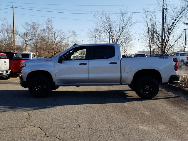 2019 Silverado 1500 Crew Cab 4x4,  Pickup #1190463 - photo 3