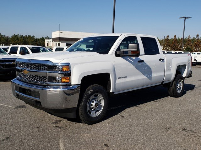 2019 Silverado 2500 Crew Cab 4x4,  Pickup #1190501 - photo 1