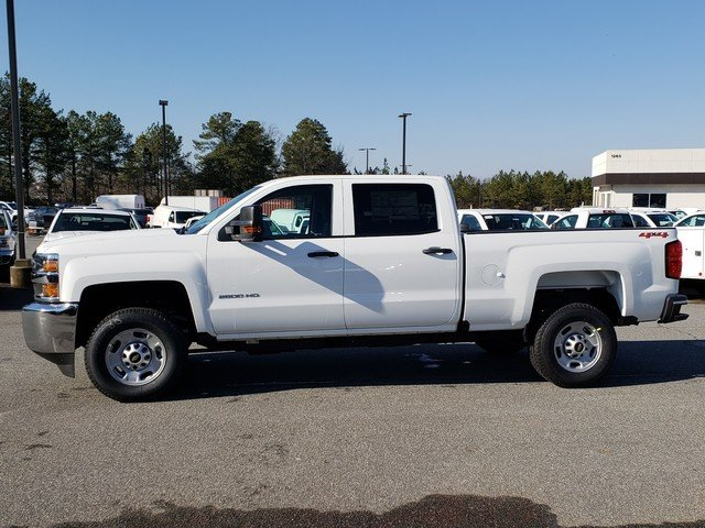 2019 Silverado 2500 Crew Cab 4x4,  Pickup #1190501 - photo 3