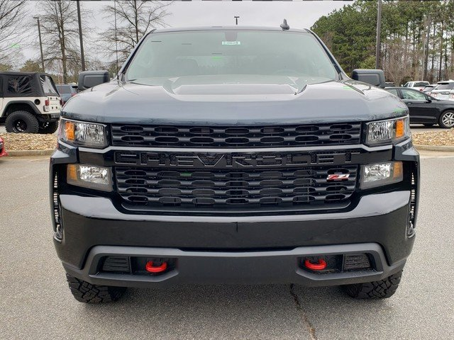 2019 Silverado 1500 Crew Cab 4x4,  Pickup #1190626 - photo 7