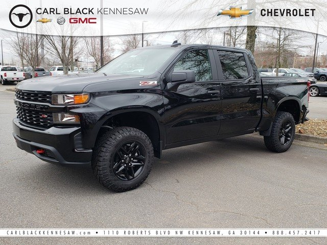 2019 Silverado 1500 Crew Cab 4x4,  Pickup #1190653 - photo 1