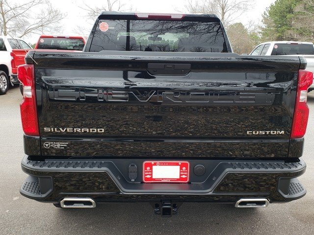 2019 Silverado 1500 Crew Cab 4x4,  Pickup #1190653 - photo 2