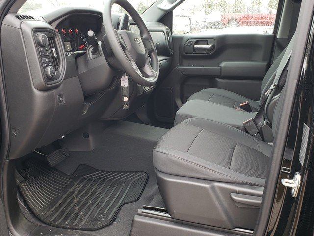 2019 Silverado 1500 Crew Cab 4x4,  Pickup #1190661 - photo 4