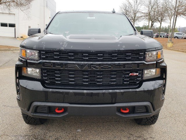 2019 Silverado 1500 Crew Cab 4x4,  Pickup #1190661 - photo 7