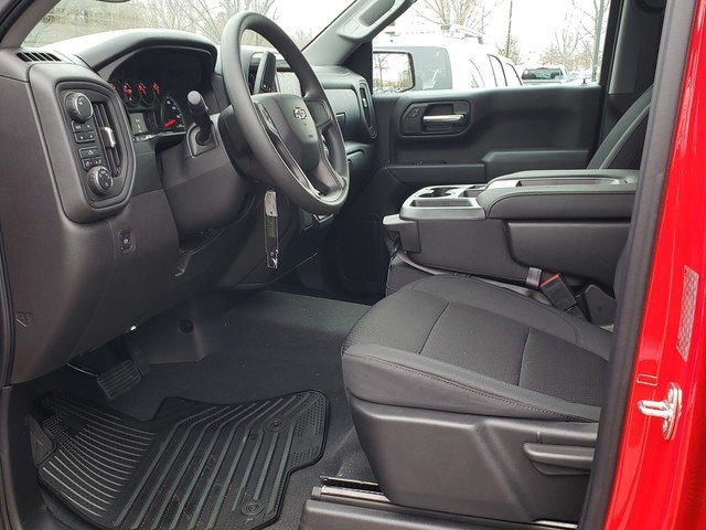 2019 Silverado 1500 Crew Cab 4x4,  Pickup #1190671 - photo 4