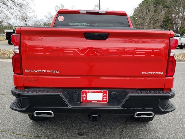 2019 Silverado 1500 Crew Cab 4x4,  Pickup #1190671 - photo 2