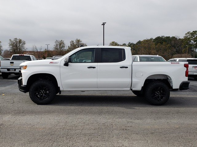 2019 Silverado 1500 Crew Cab 4x4,  Pickup #1190680 - photo 3