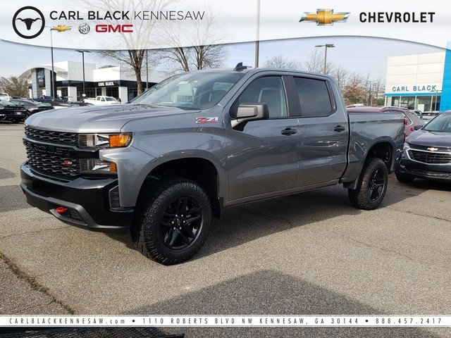 2019 Silverado 1500 Crew Cab 4x4,  Pickup #1190716 - photo 1