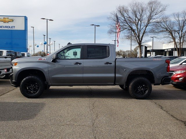 2019 Silverado 1500 Crew Cab 4x4,  Pickup #1190716 - photo 3