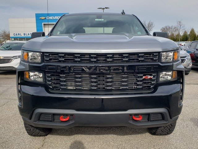 2019 Silverado 1500 Crew Cab 4x4,  Pickup #1190716 - photo 8